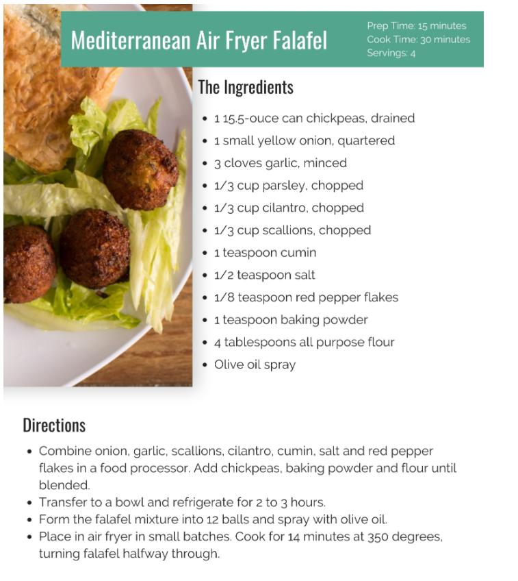 Click image for larger version.  Name:Falafel Recipe.PNG Views:220 Size:559.8 KB ID:133